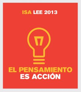 El pensamiento es accin - Feria del libro 2013 - ISA