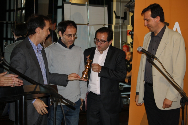 Premio Modernizacion a EBE