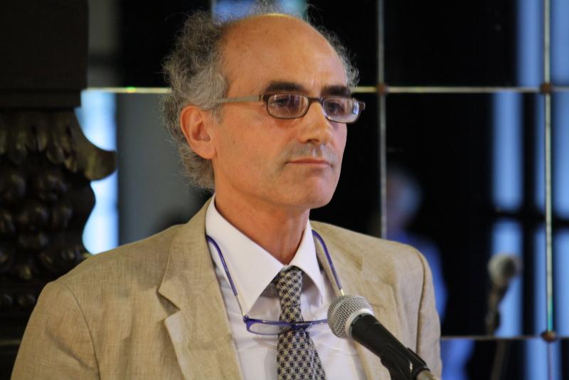 Presidente de ISA, Eliseo Monsalvete
